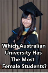 Which University has the Most Females